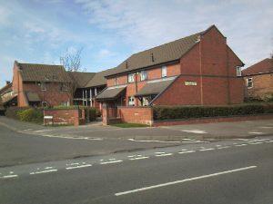 All Saints' Church (now All Saints' Court)