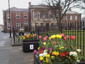 Northumberland Square Spring
