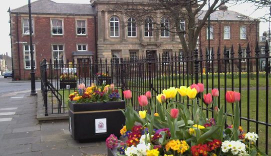 Northumberland Square Spring (7) - 1.4.12