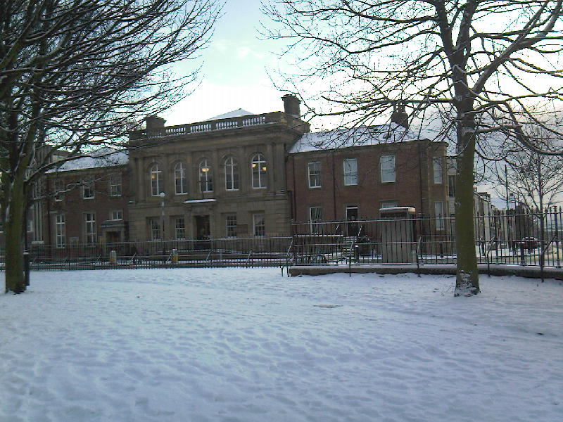 Northumberland Square Church