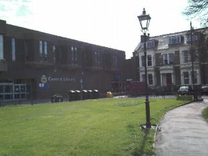 Site of St Andrew's, Camden Street (now the Beacon Centre)