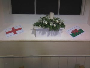Flags - England & Wales