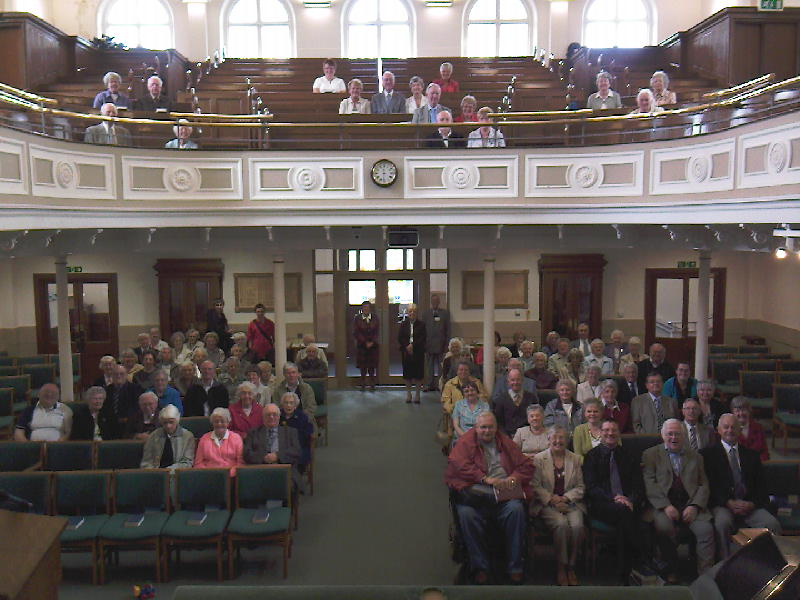 St Columba's Congregation - 13.6.10