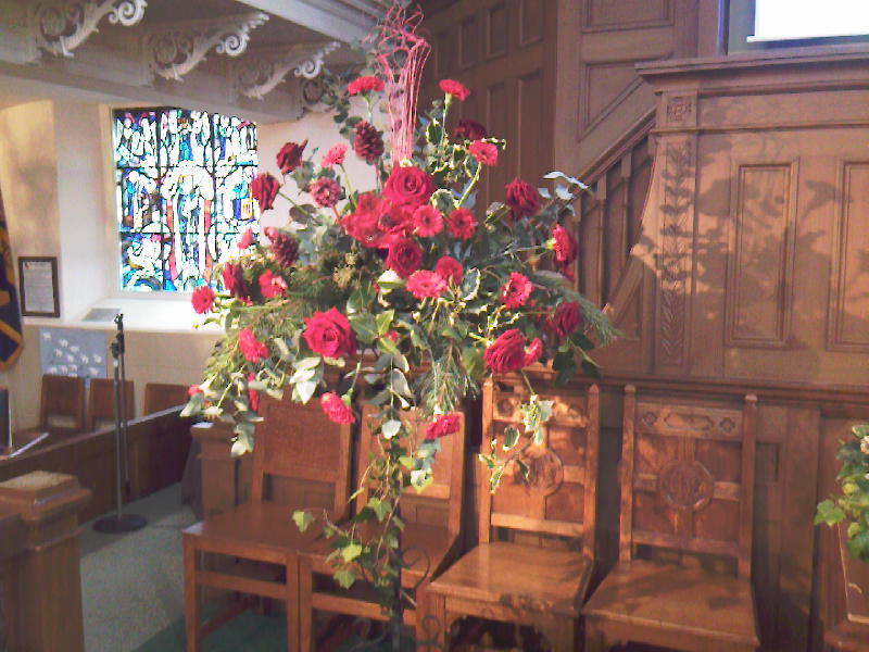 Christmas Carol Flowers (3) - 12.12.10