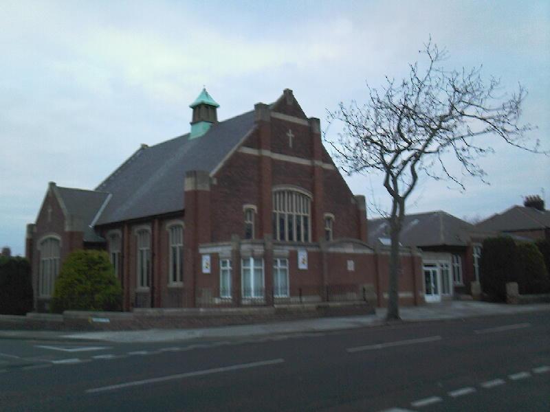 North Shields Methodist Church