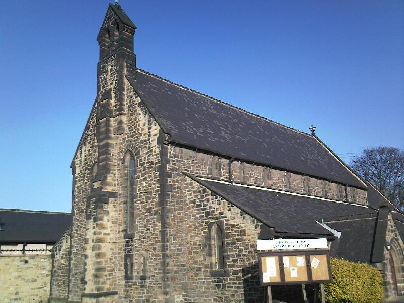 St John's, Percy Main