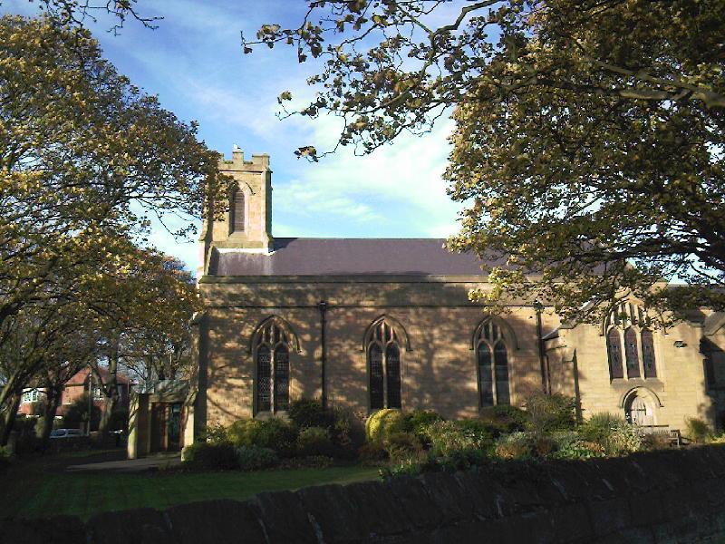 Holy Saviour's, Tynemouth