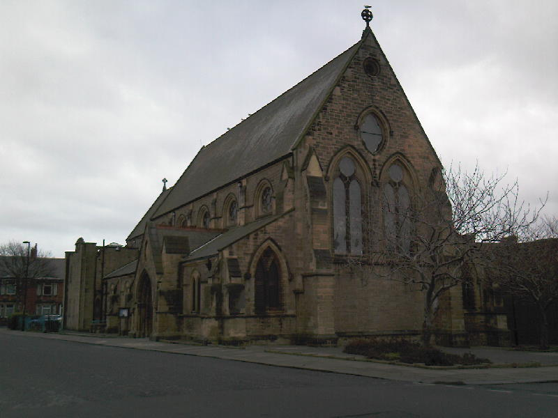 St Augustin's