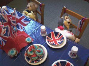 Teddy Bears' Tea Party