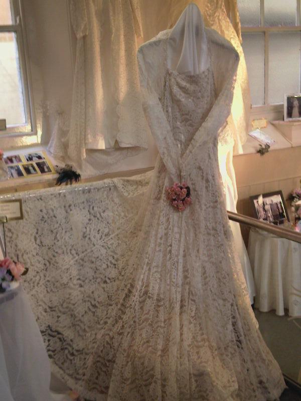 1954 Wedding Dress