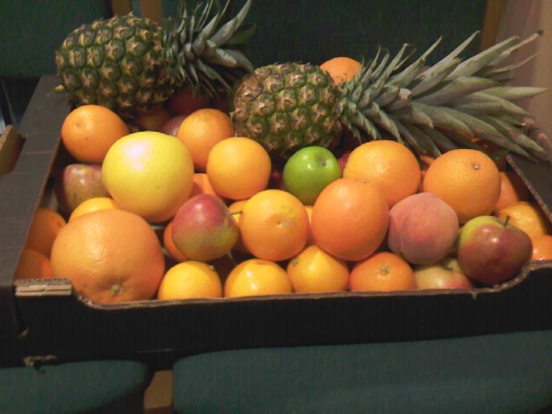 Box of Fruit