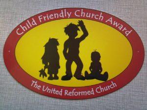 Child-Friendly Church Award