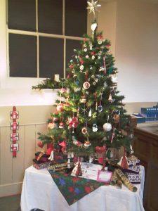 North Shields Methodist Tree