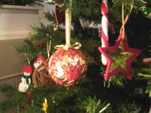 Hand-made Baubles