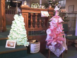 Toddlers' and Brownies' Trees