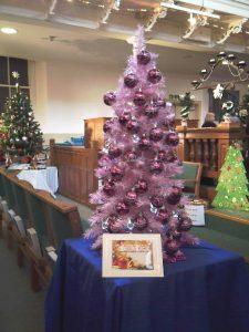St Oswald's Hospice Tree
