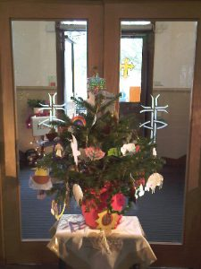 Junior Church's Jesse Tree