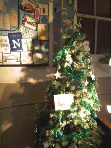 Alzheimer's Society Tree