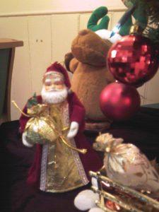 Santa & Hippo