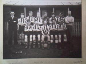 Northumberland Square AFC 1946