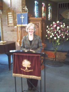 Revd Dr Susan Durber