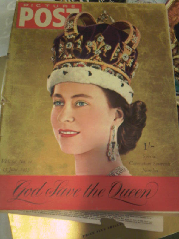 Picture Post: The Queen