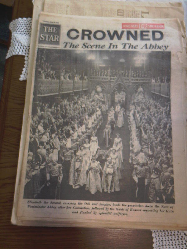 The Star: The Queen