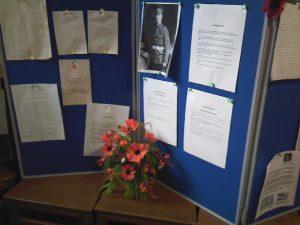 World War I exhibition