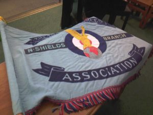 RAF Association Flag