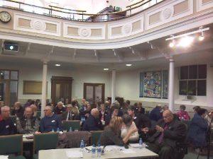 Synod meeting