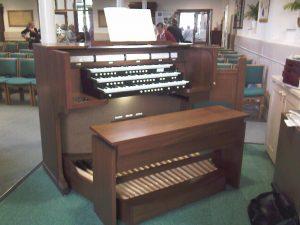 New Organ 13.9.15
