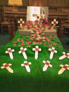 poppy crosses