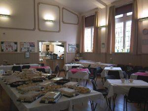 adults' buffet