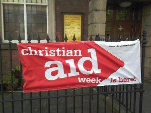 Christian Aid Week 15.5.16