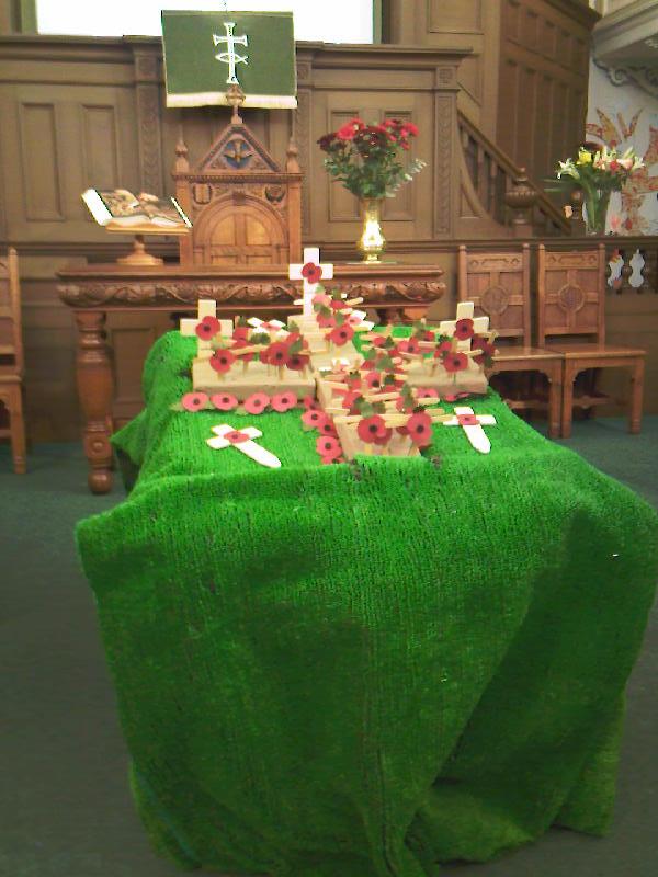 remembrance cross